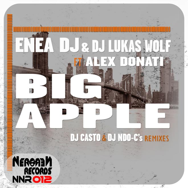 Cover NNR012 - Big Apple (Reloaded)
