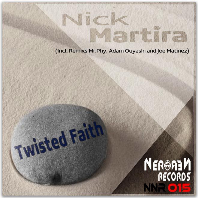 Cover NNR015 - Twisted Faith